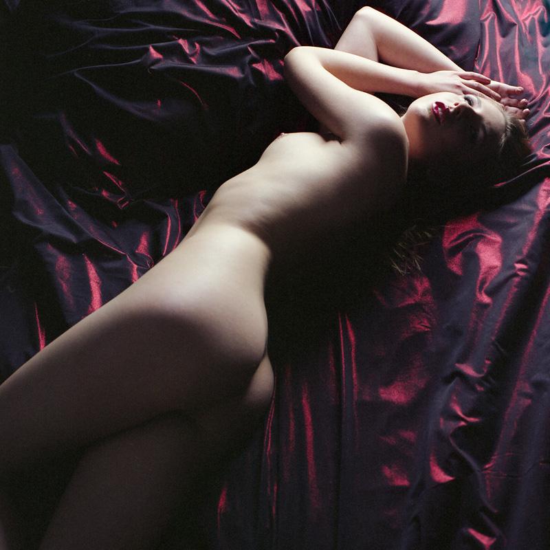 Ania, Adella, nude, akt, studio