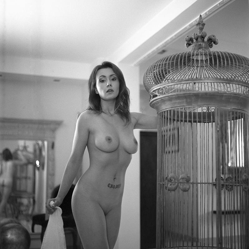polska, analog, hasselblad 203FE, modelka, Ninoveron, akt, nude, Warszawa, Warsztaty Holdena, Amy