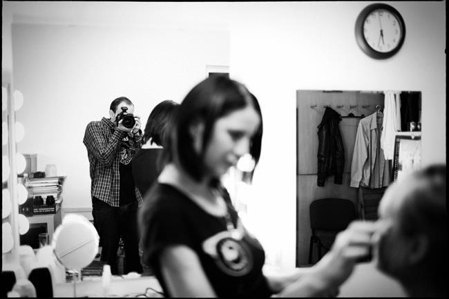 Froz, Krystian Niedbał, sesja, studio, ninoveron