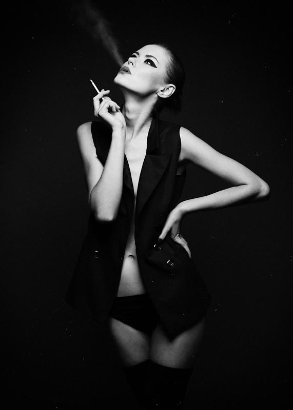 beata - zdjęcia czarno-białe