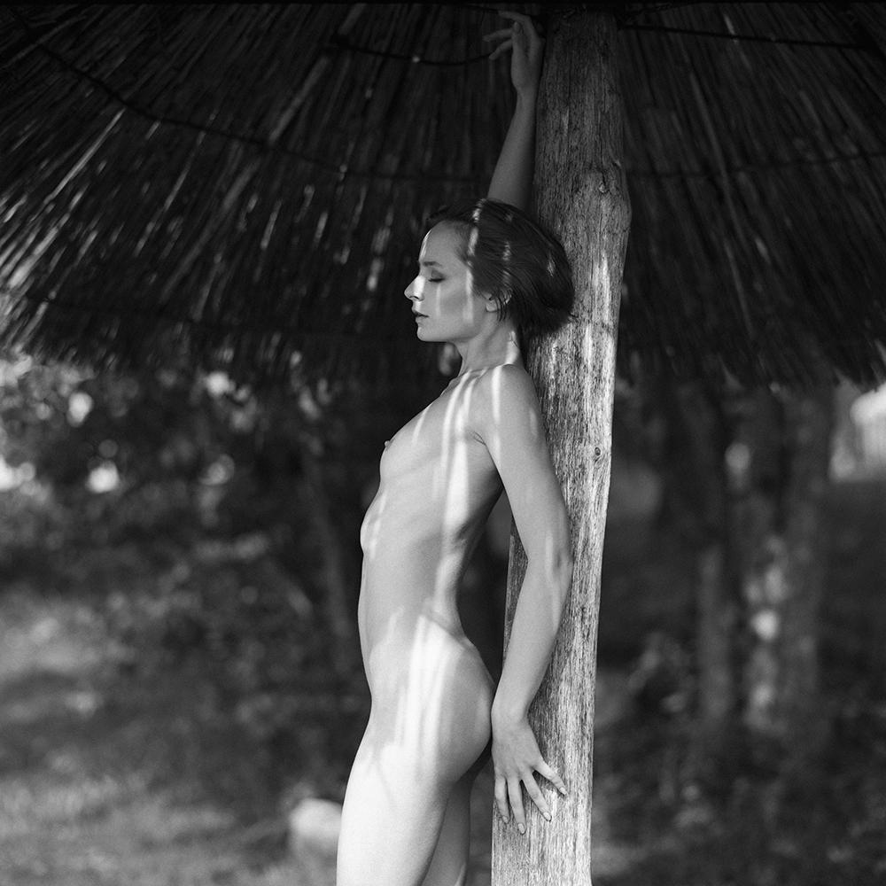 polska, analog, hasselblad 203FE, modelka, Ninoveron, akt, nude, Alicja, Begreen, jezioro, women, Podlaskie Plenery Fotograficzne