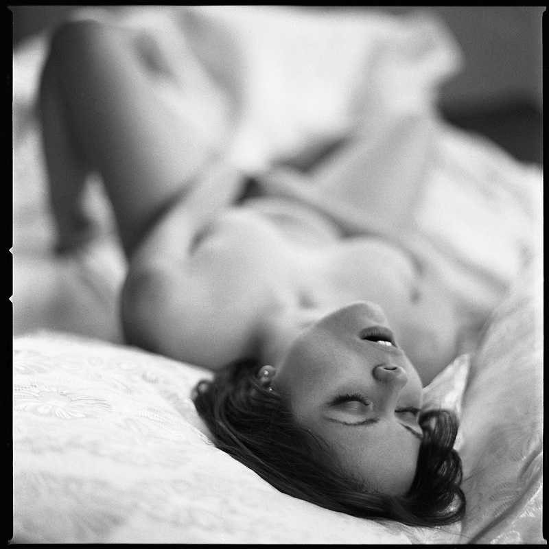 akt, analog, gabi, hasselblad 203FE, modelka, nude, Studio NinoVeron