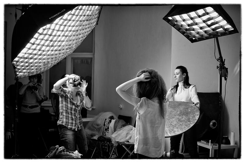 backstage kurs fotografii dominika cuda