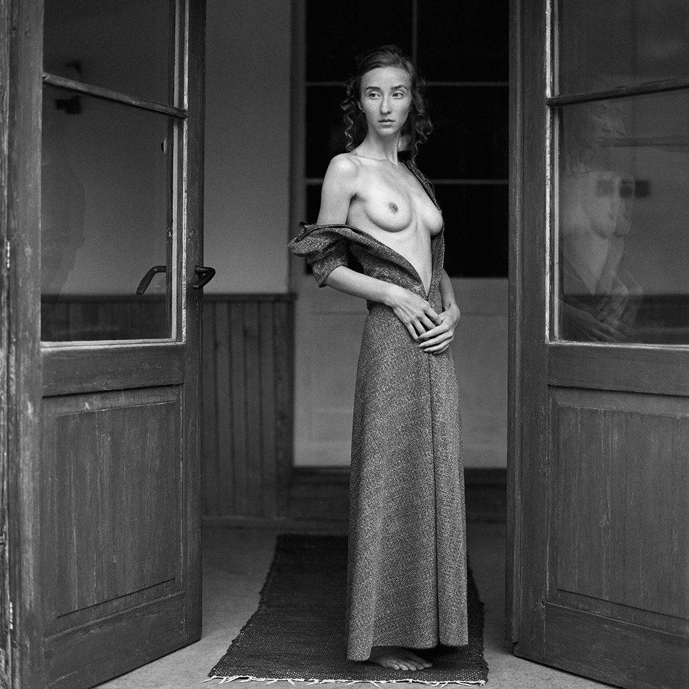 polska, analog, hasselblad 203FE, modelka, Ninoveron, akt, nude, Ania, Lisia, women, Karkonosze