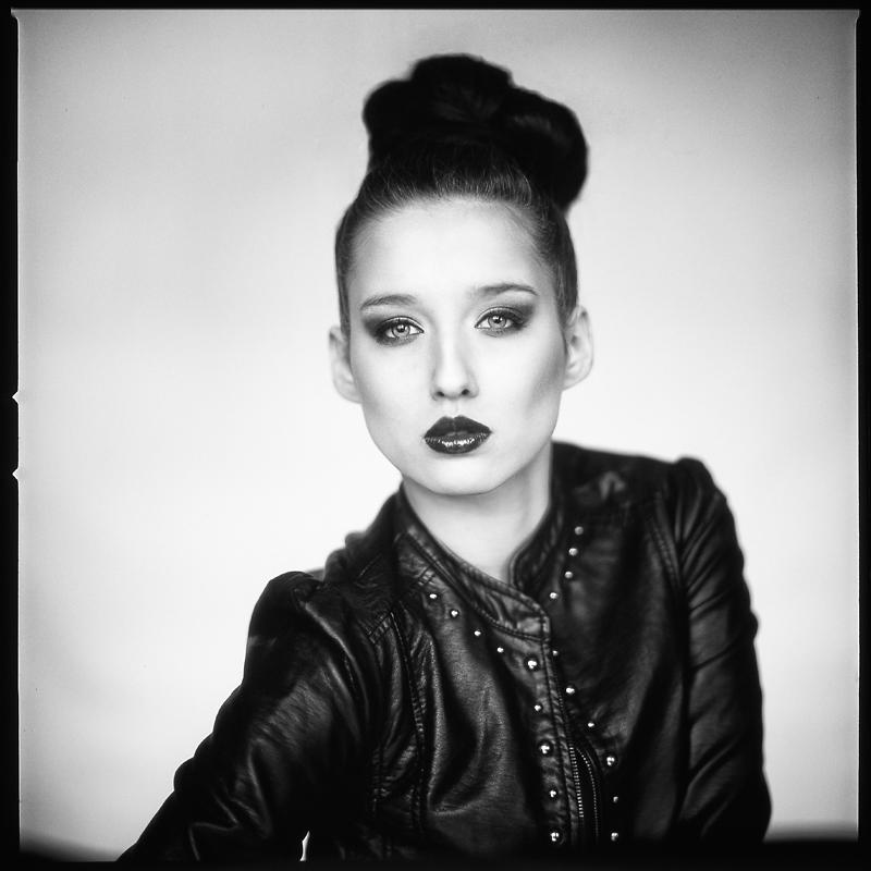 analog, Magda, magdaleneeeee, Hasselblad 203FE, portret, modelka, fashion, studio