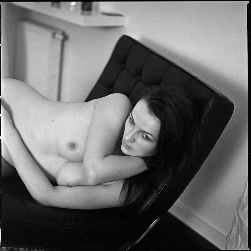 akt, nude, poznań, analog, hasselblad 500 cm