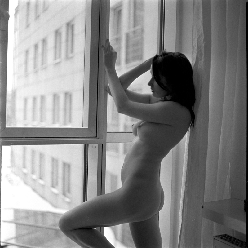 akt, nude, analog, hasselblad 500 cm