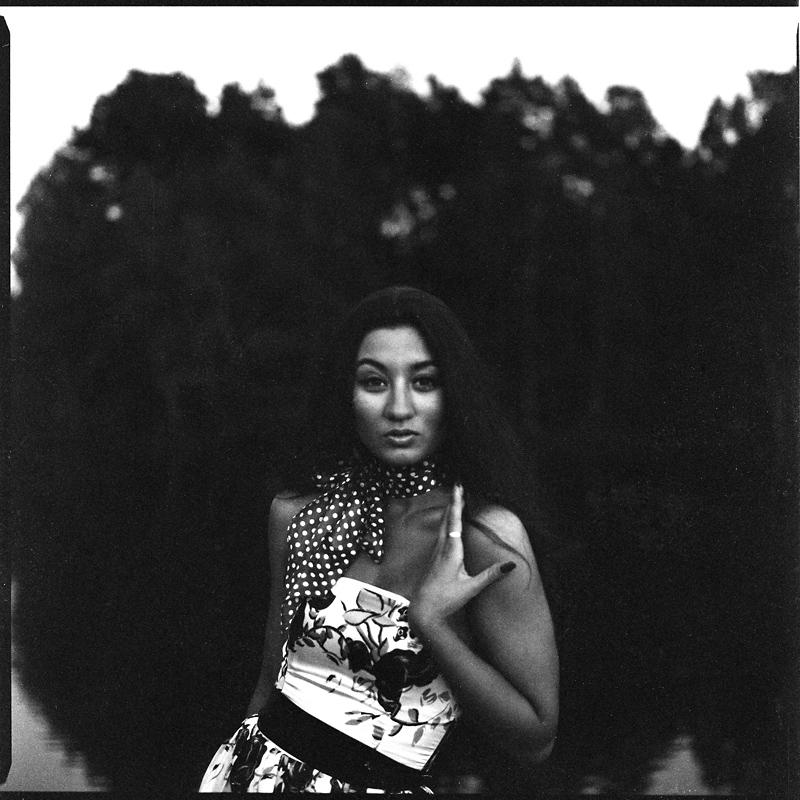 Mariam, jezioro Koronowskie, plener, fashion, portret