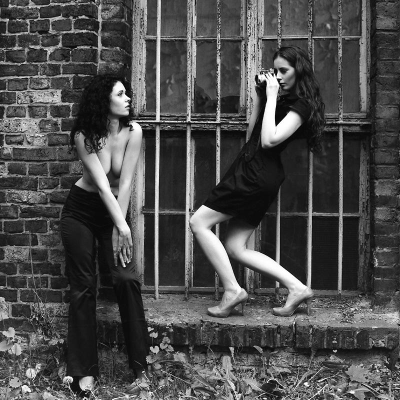 Fashion, portret, plener, analog, hasselblad 203FE, Marta, Ania, modelka, Ninoveron