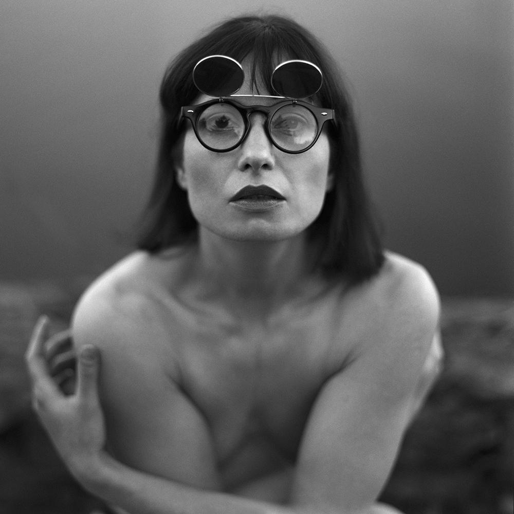polska, analog, hasselblad, modelka, Ninoveron, akt, nude, topless, fineart, portret, Aga, Paranoja, plener, na zywca