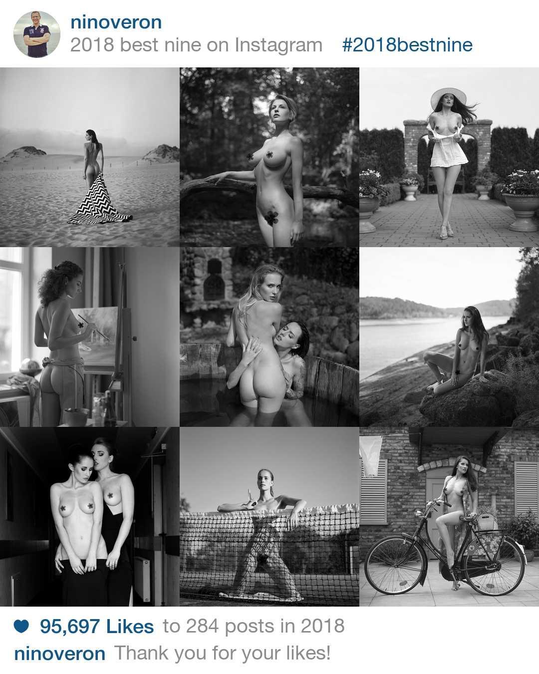 foto, instagram, ninoveron, akt, nude, analog, women. bestnine