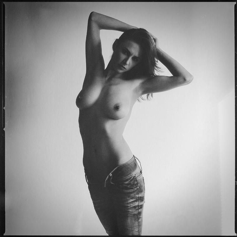 Sandra, sangria007, m-matleena, analog, akt, nude, studio