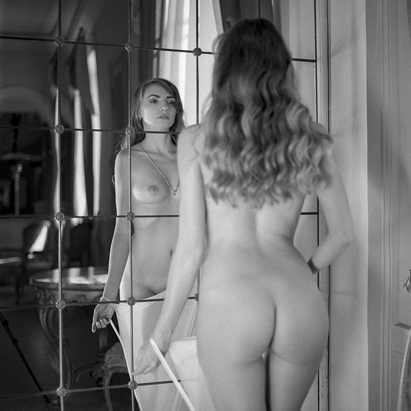polska, analog, hasselblad 203FE, modelka, Ninoveron, akt, nude, plener, Sonia, Sonius
