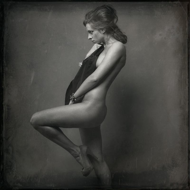 Akt, analog, Sandra, TatianaXD, hasselblad 203FE, modelka, nude, Becapri, Studio