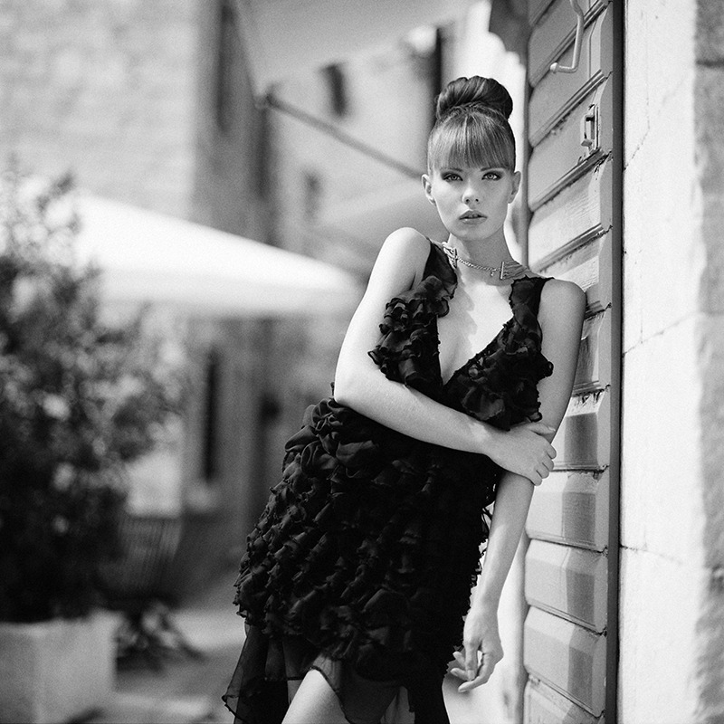analog, Chorwacja, Fashion, hasselblad 203FE, Hvar, modelka, Nelly Horinková, Ninoveron, Plener, Portret,Vendula Lukesová