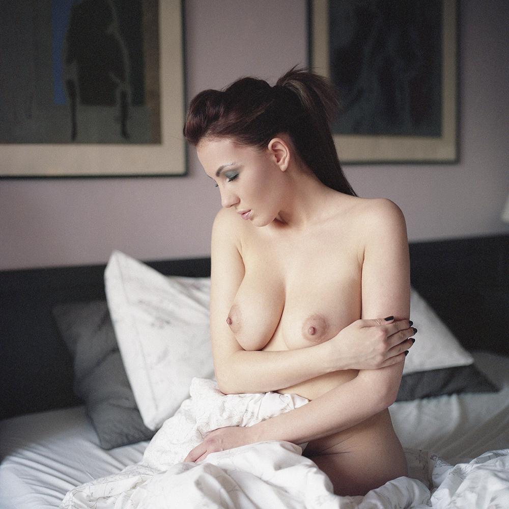 polska, analog, hasselblad 203FE, modelka, Ninoveron, akt, nude, Agnieszka Szczepańska, xagyx